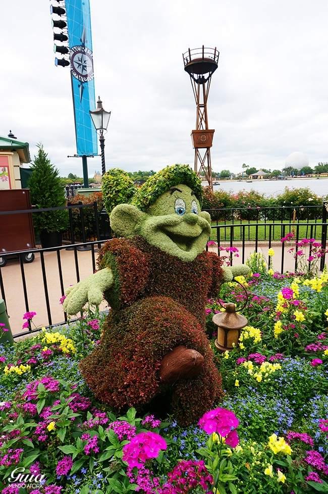 Dunga Flower and Garden Festival Epcot
