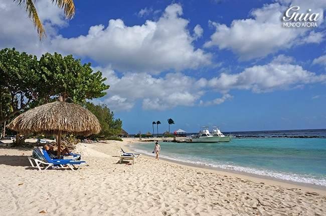 Praia Parasasa, Curaçao