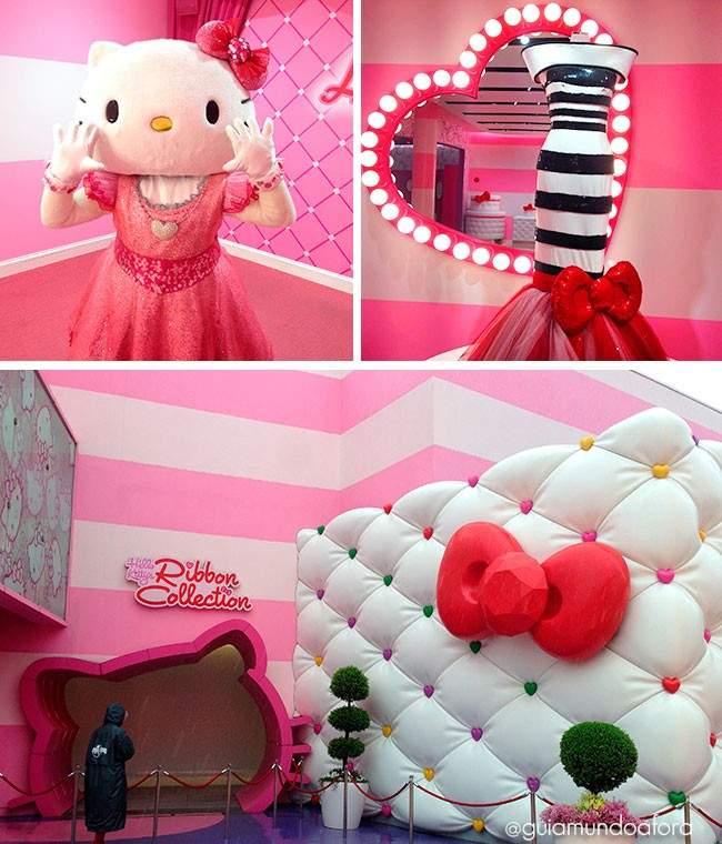 Hello Kitty Universal Osaka