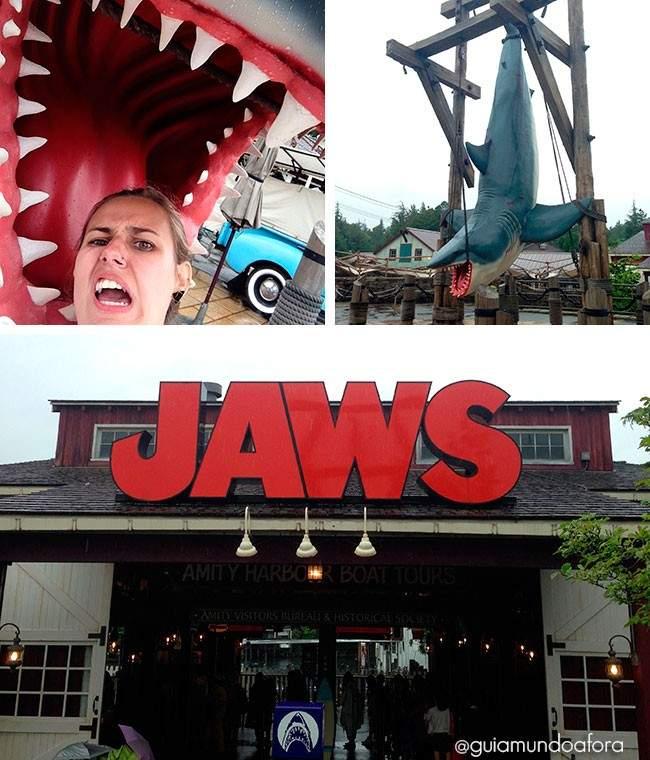 Jaws Universal Osaka