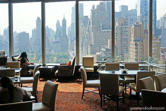 Dica de ótimo hotel em Nova York: Mandarin Oriental