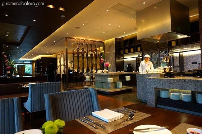 Club Lounge MO Xangai