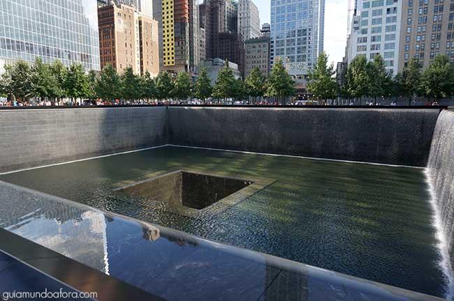 Espelho d'agua 11 de Setembro