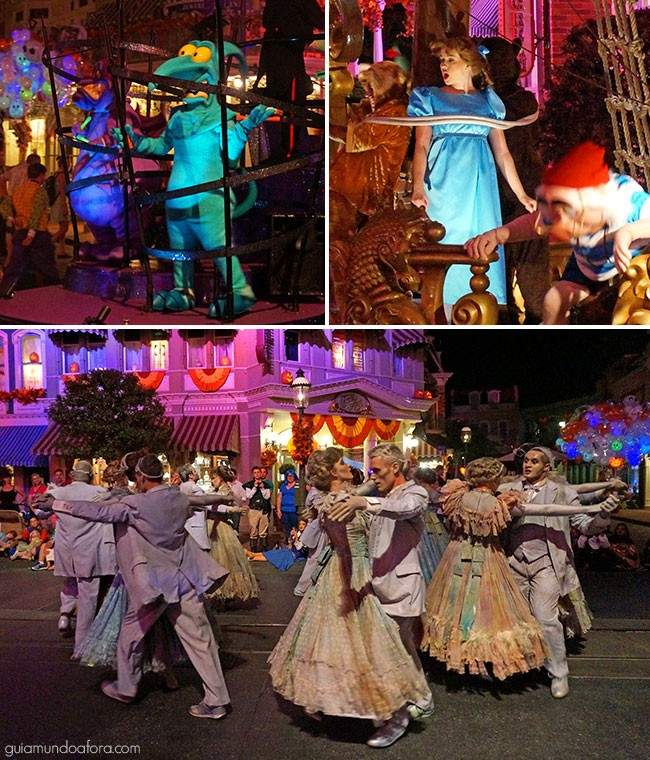 parada-halloween da Disney