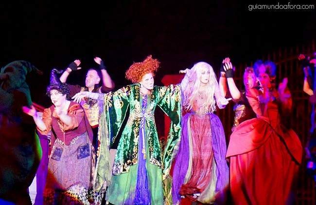Halloween na Disney Hocus Pocus