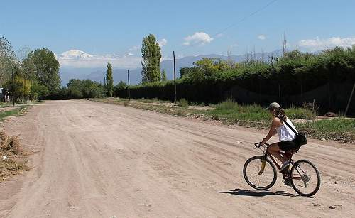 Bike em Mendoza
