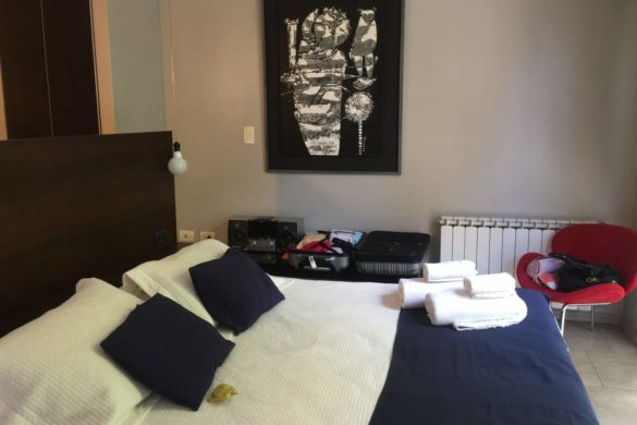 Dica de hotel com cozinha em Mendoza