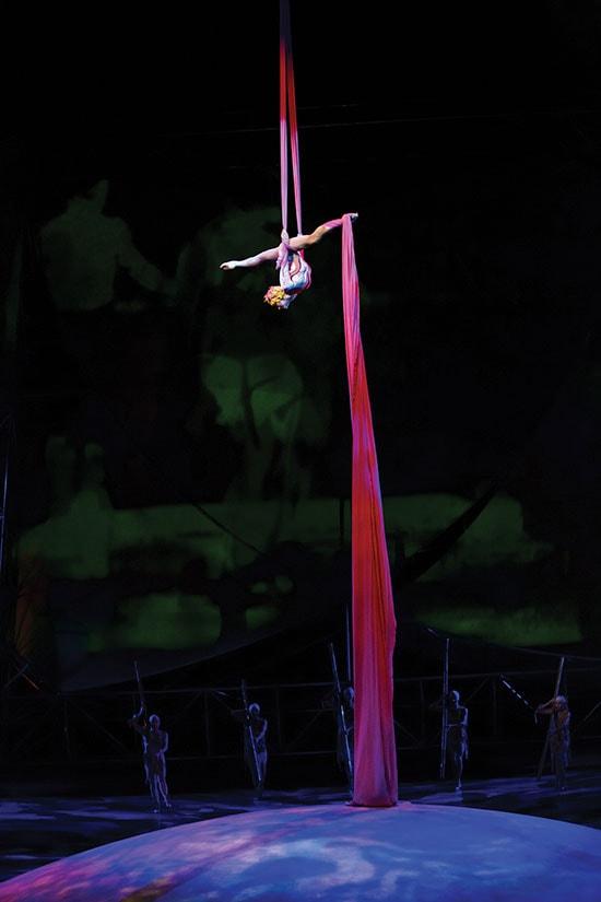 Cirque do Soleil em Las Vegas