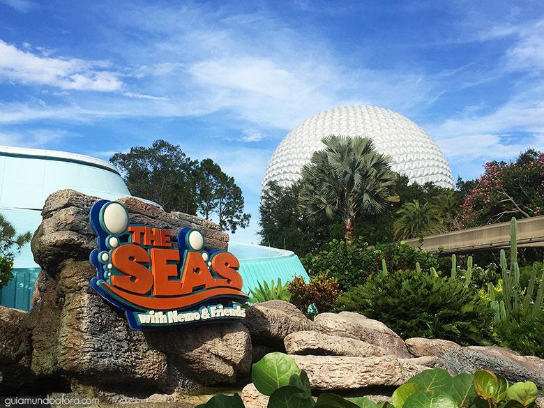 Parques em Orlando - Epcot