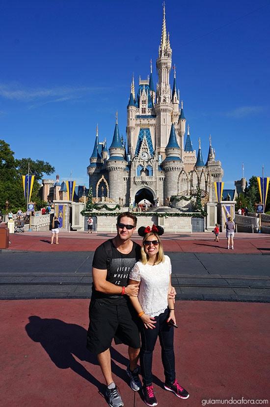 Parques em Orlando - Magic Kingdom