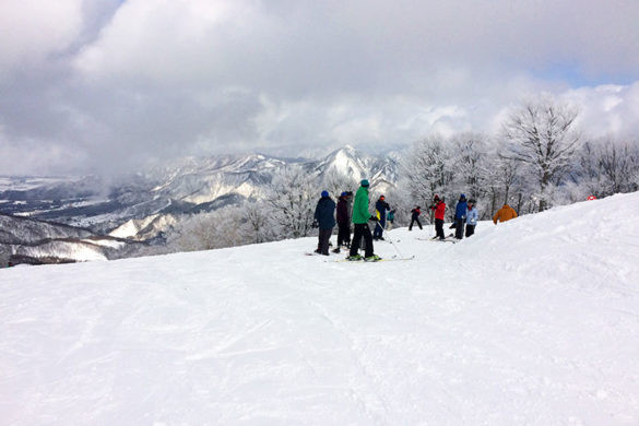 Dá para esquiar em Tóquio no inverno japonês? Sim, é possível!