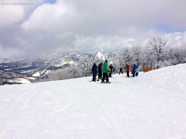 Estação de Gala Yuzawa - Ski em Tóquio
