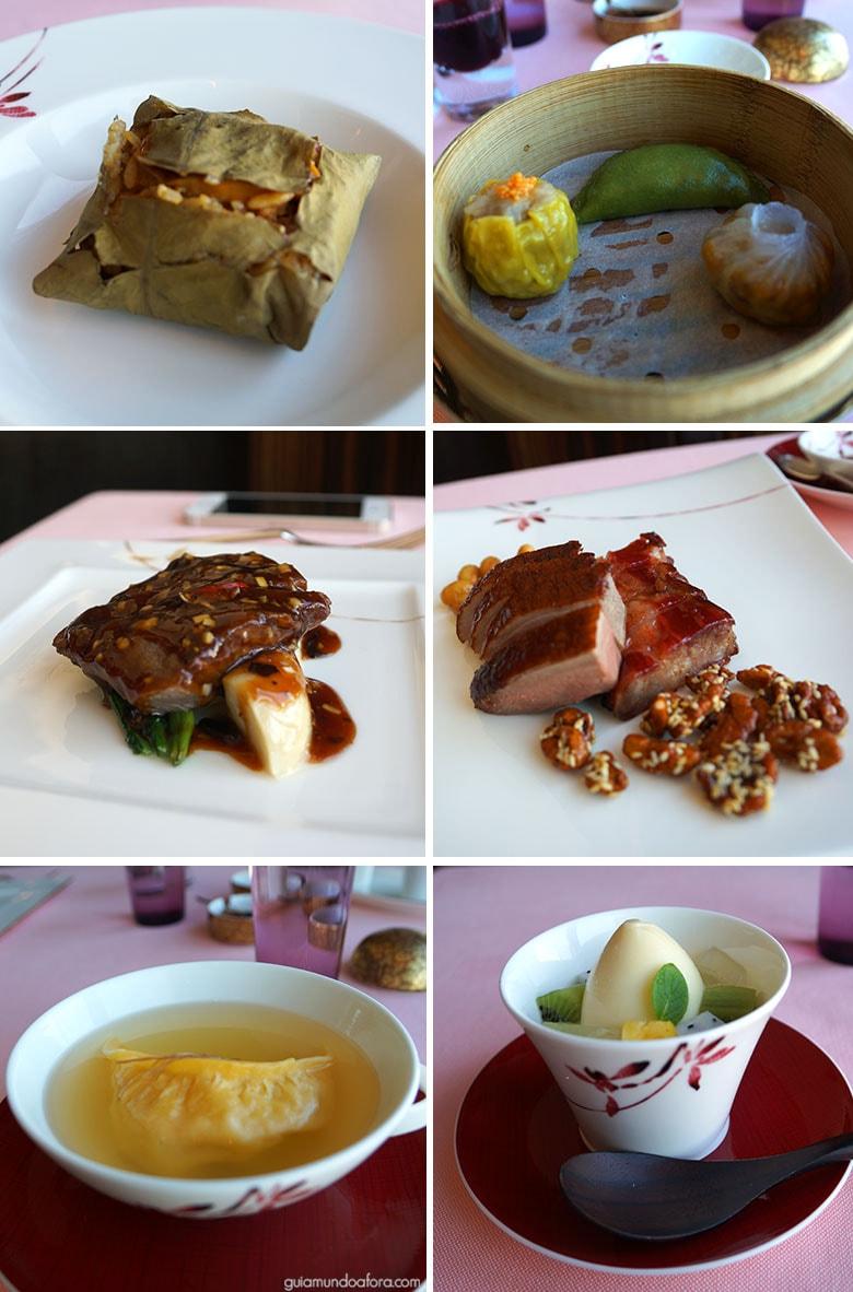 onde comer no Japão