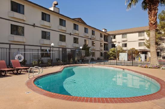 piscina do hotel barato em Las Vegas