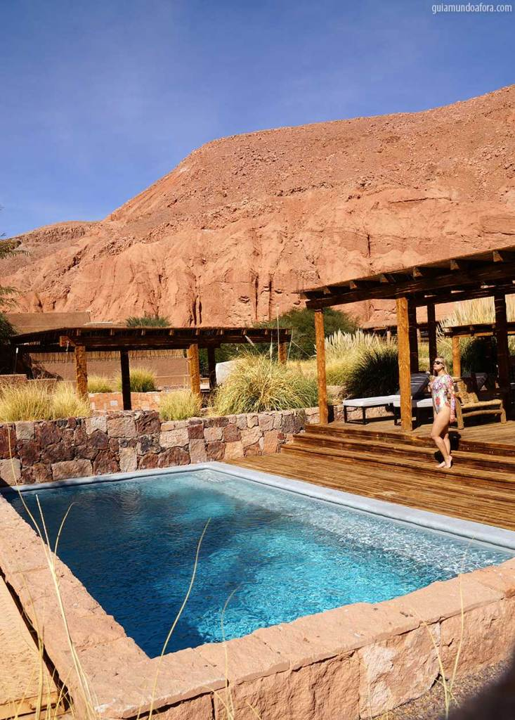 Hotel all inclusive Alto Atacama no chile