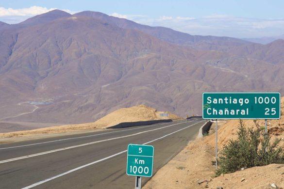Como chegar no Atacama de ônibus