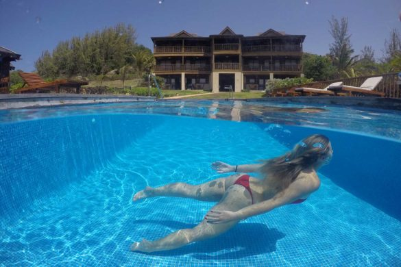 Dica de hotel em Barbados: o tranquilo Santosha