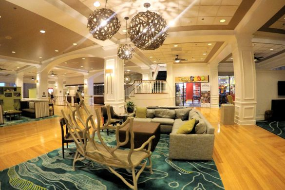 Wyndham Lake Buena Vista: hotel do lado da Disney Springs