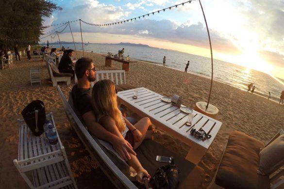 2 lugares com vistas incríveis para comer em Pattaya na Tailândia