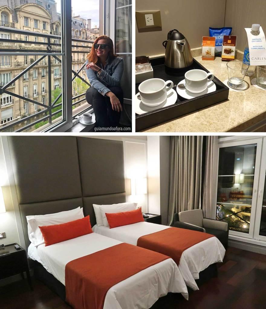 Carles hotel em buenos Aires