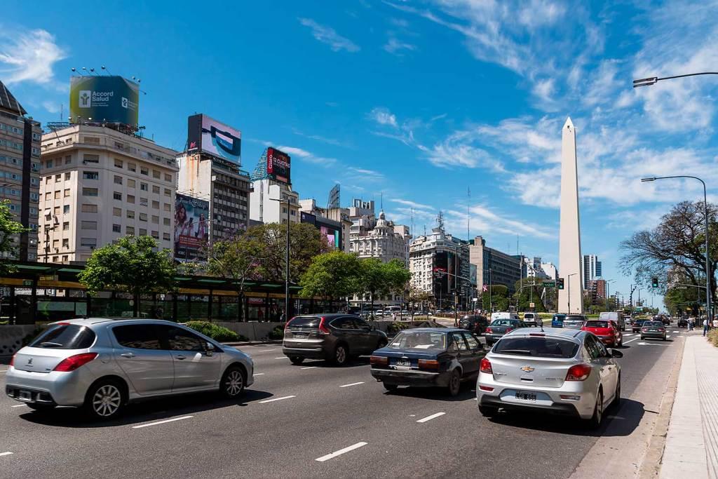 transfer em Buenos Aires