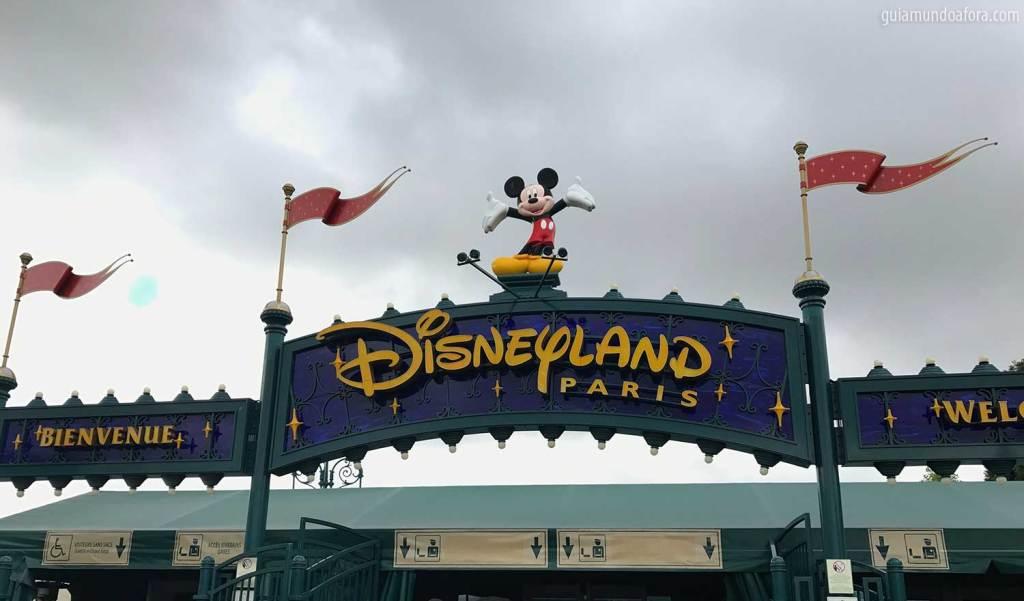 como chegar na Disneyland Paris