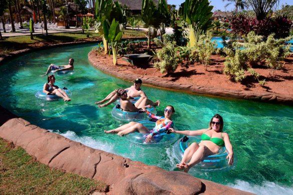 Hot Beach: o novo parque aquático de Olímpia SP