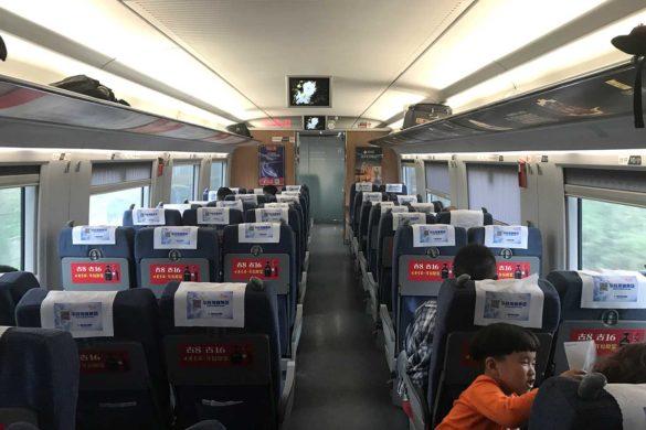 Trem na China: como comprar passagens e porque você deve usar!