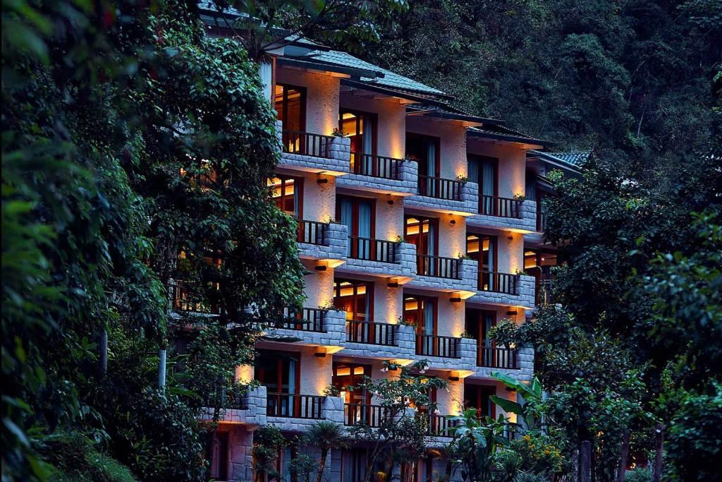 hotel sumaq em machu picchu