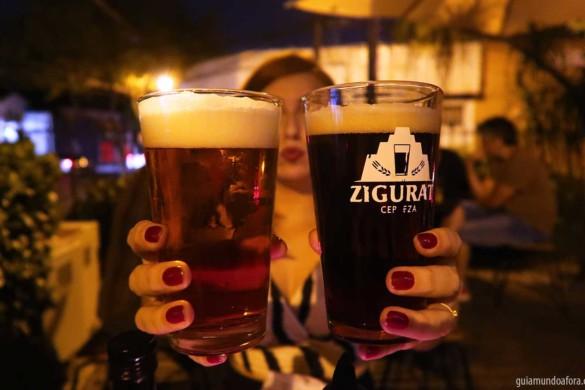 Top 3 bares em Santiago com hambuguer e cerveja!
