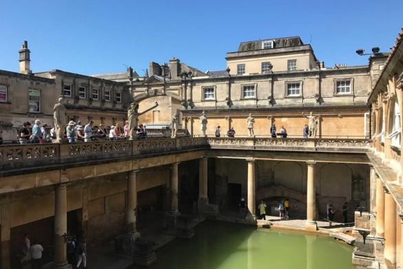Bate e volta de Londres: Roteiro de 1 dia em Bath