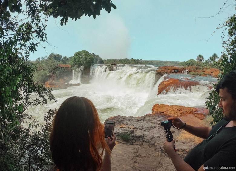 Cachoeira da Velha Jalapão