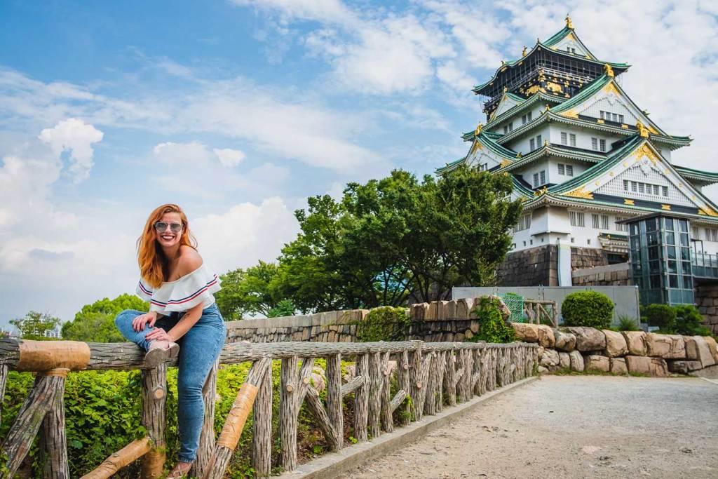 Oasaka no Japão