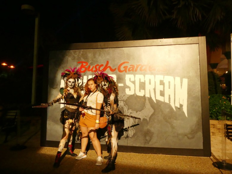 haloween do busch gardens tampa