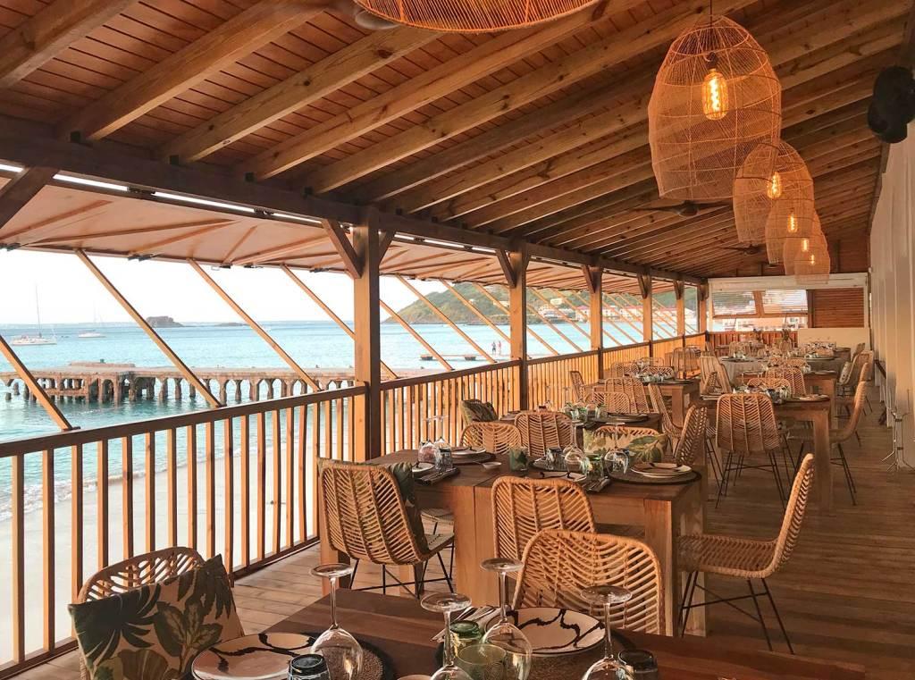 restaurante barranco em st martin