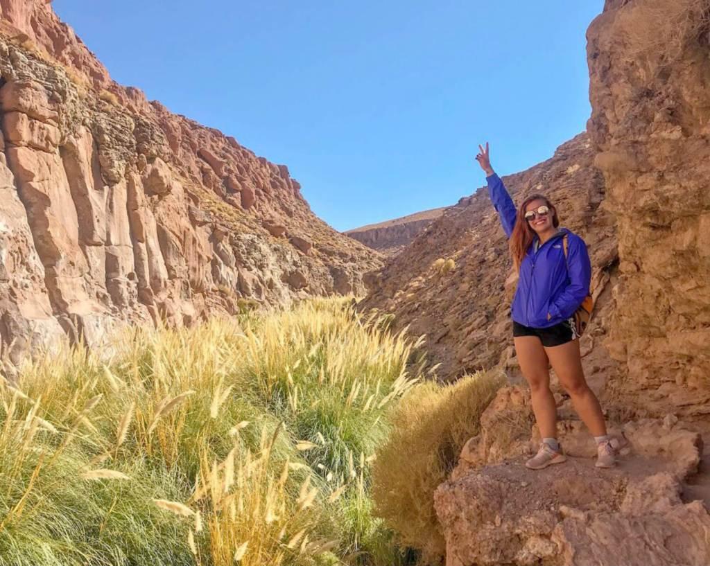 Trekking Guatin Deserto do Atacama