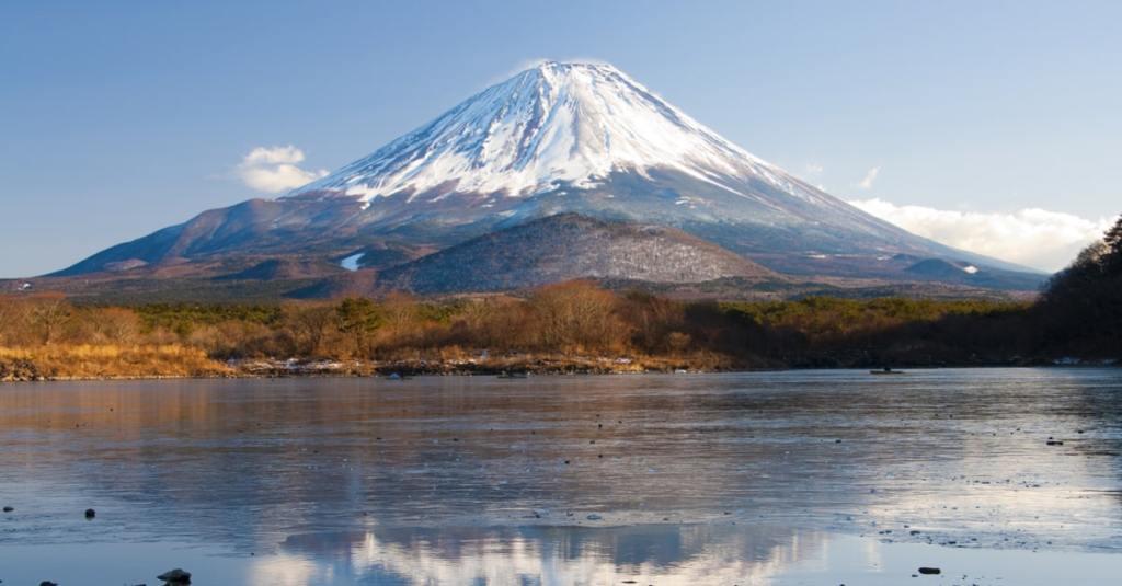 Monte Fuji Japão