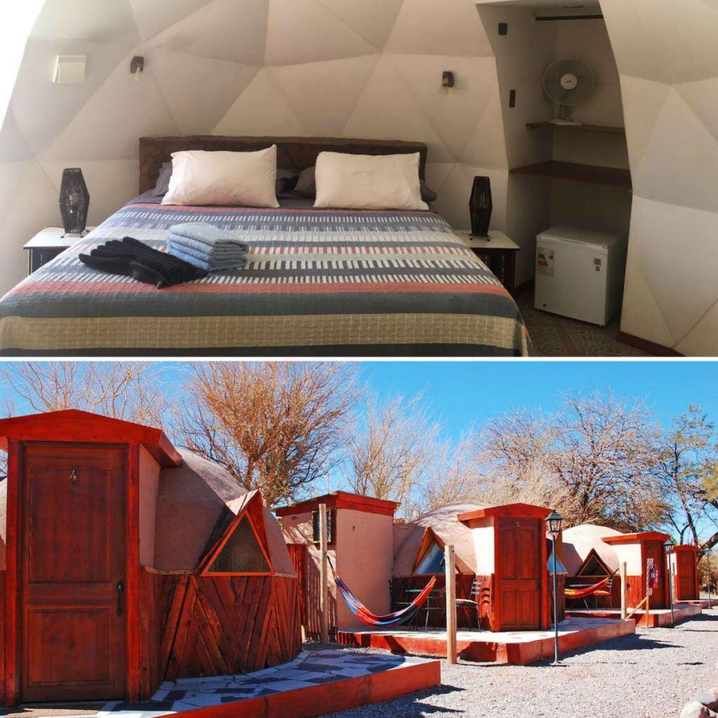 Domos Los Abuelos Atacama
