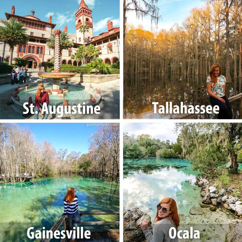 principais cidades da flórida