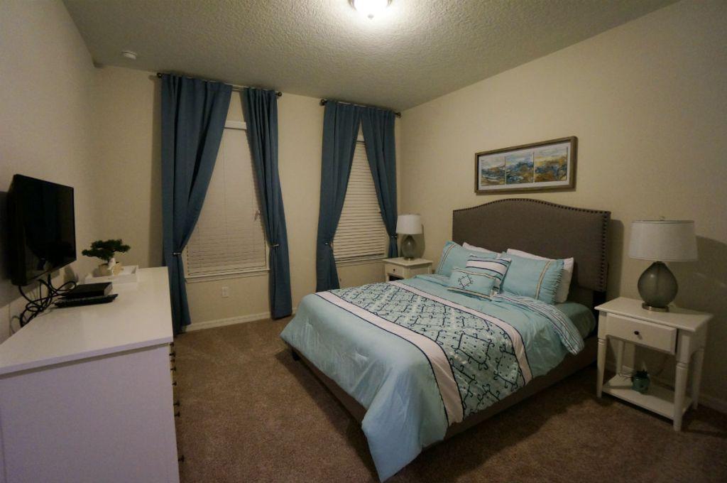quarto casa para alugar Orlando
