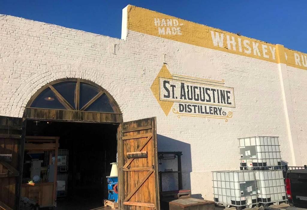 st augustine destilaria