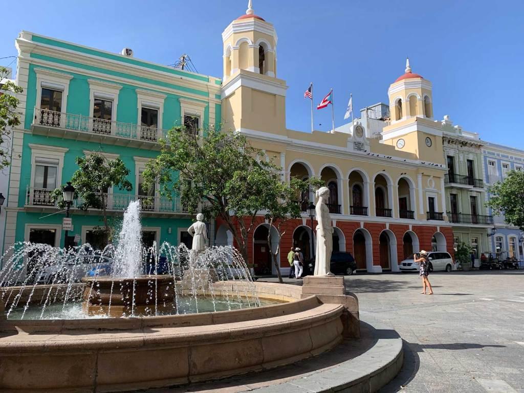 old san juan Porto Rico