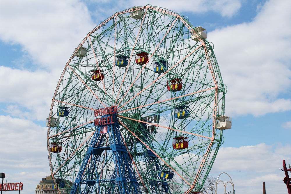 Roda gigante de Coney Island
