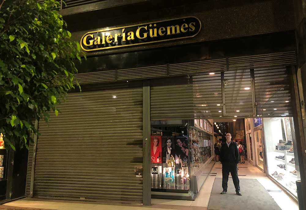 galeria guemes buenos aires