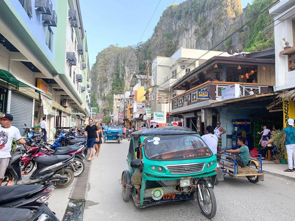 cidade El Nido filipinas