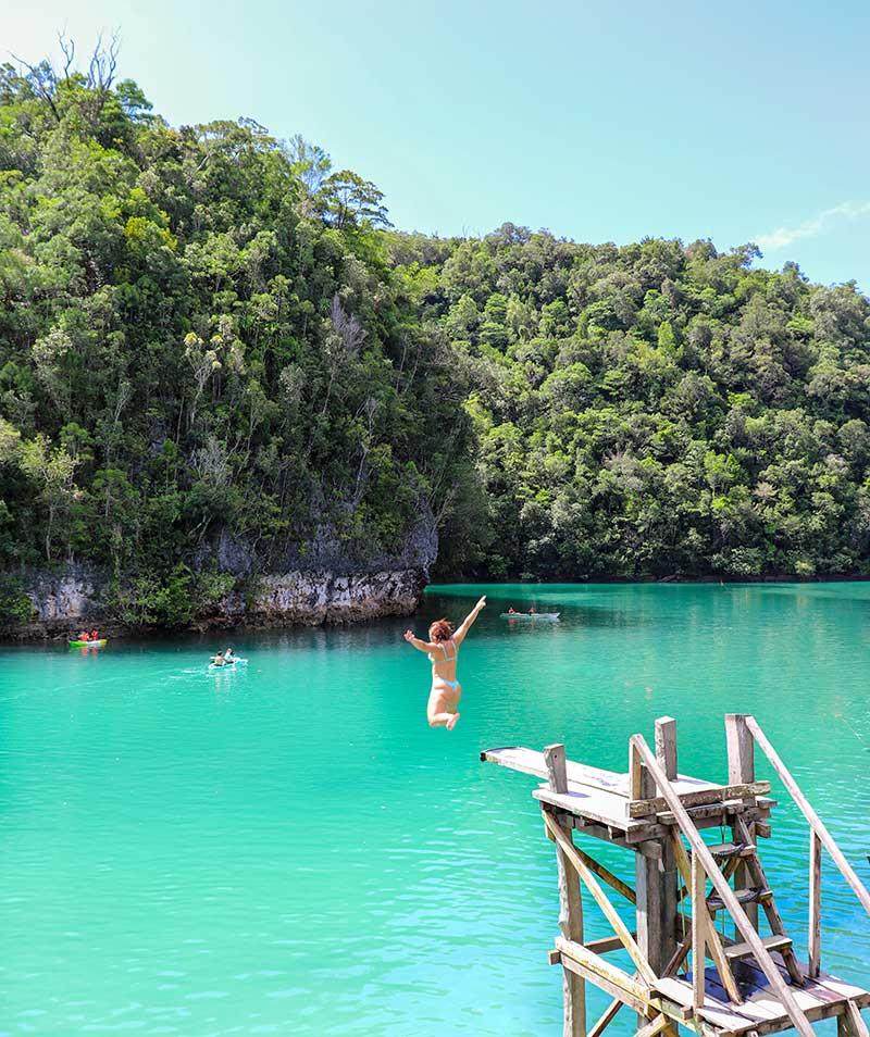 sugba Lagoon Sirgao