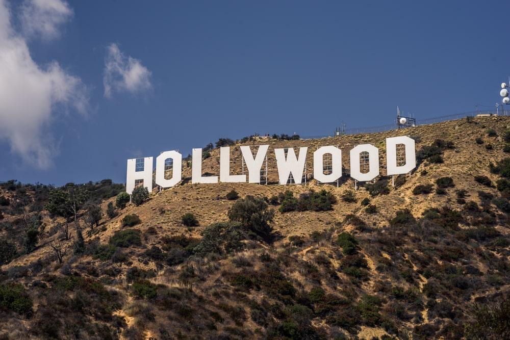 letreiro de Hollywood em Los Angeles