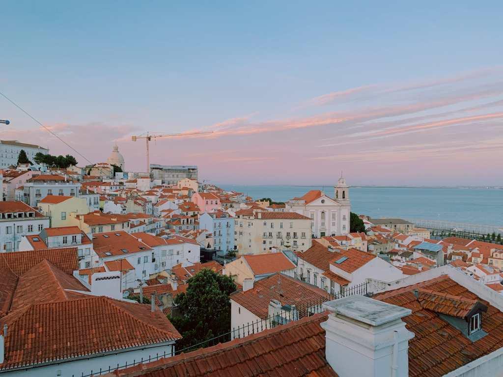 Beco Santa Helena Lisboa