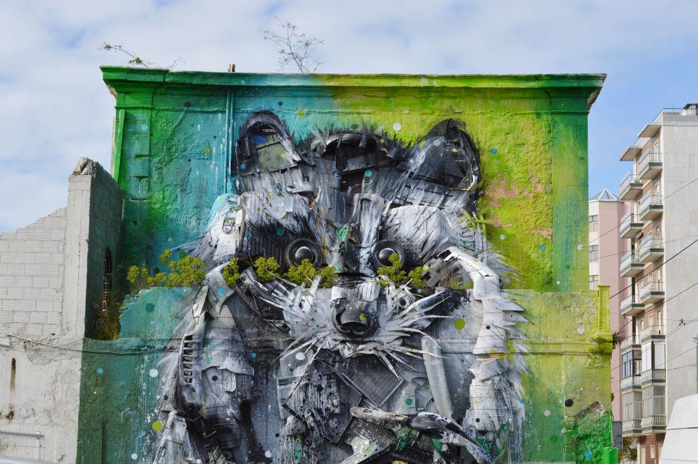 street art em Lisboa