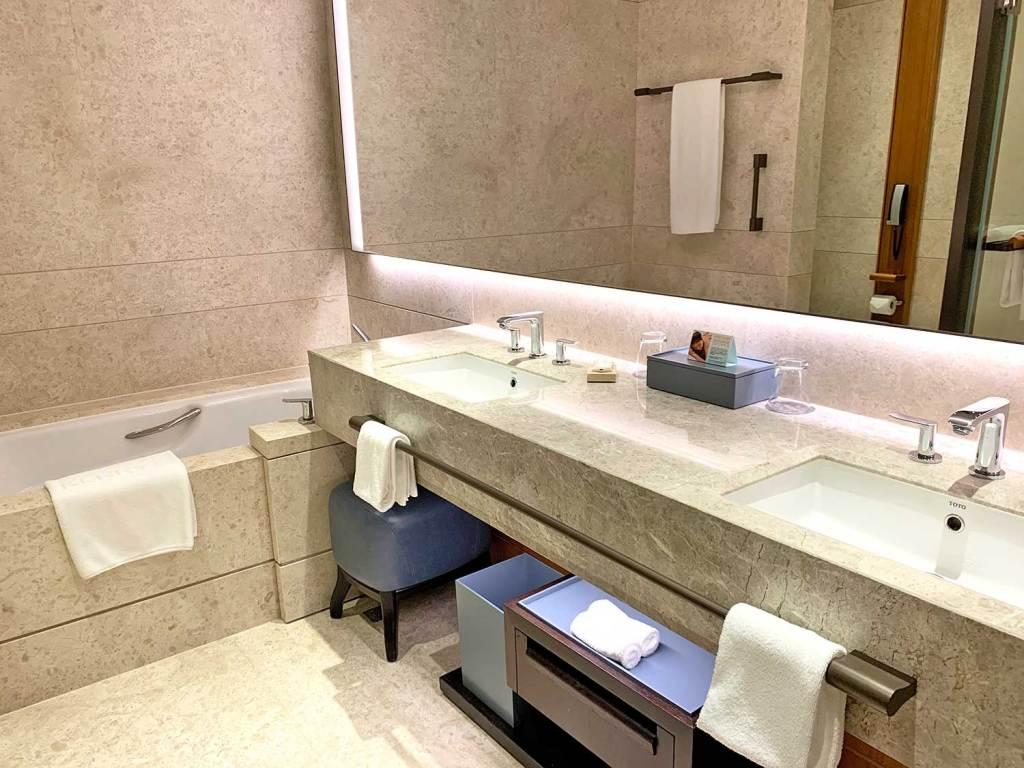 Banheiro quarto Kerry